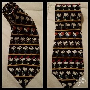 Snoopy Tie